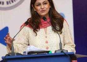 Amna Daudi (General Manager PSTD)