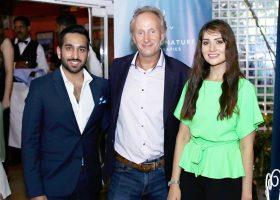 Faizan Majeed, Richard Sikkel and Anam Tanveer