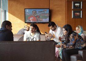Mah-e-Mir bloggers meet up with Cast (4)