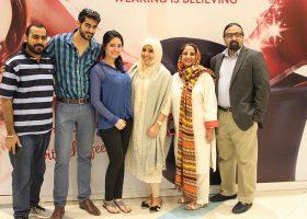 Team STARLINKS Mohammad Assani, Turab Ramzi, Mina Ramzi, Rabia Khan, Shanaz Ramzi, Mustafa Afreedi