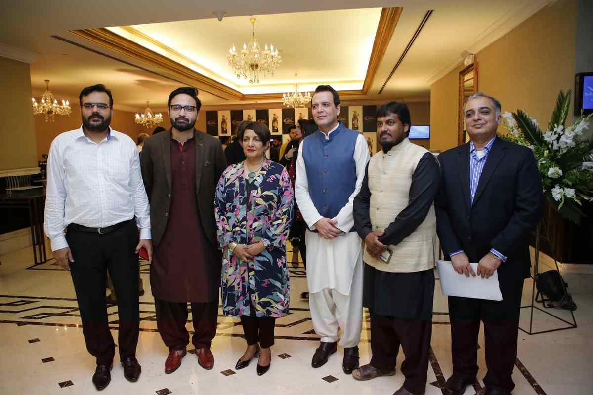 esteemed panel of judges included Dr. Asghar Nadeem Syed, Dr. Asif Farrukhi, Mr. Ghazi Salahuddin, Dr. Arfa Syeda, Ms. Kishwar Naheed, Dr. Anwaar Ahmad and Mr. Masood Ashar.