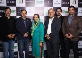 Amin Shah, Asim Ashraf, Shanaz Ramzi, Jamal, Noman and Siddiqui