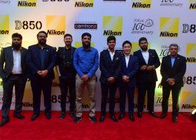 Team Nikon with Tapu Jevari